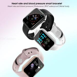 I5 Smart Bracelet Fitness Tracker Heart Rate Monitor Waterproof Sports Wristband For iOS Android