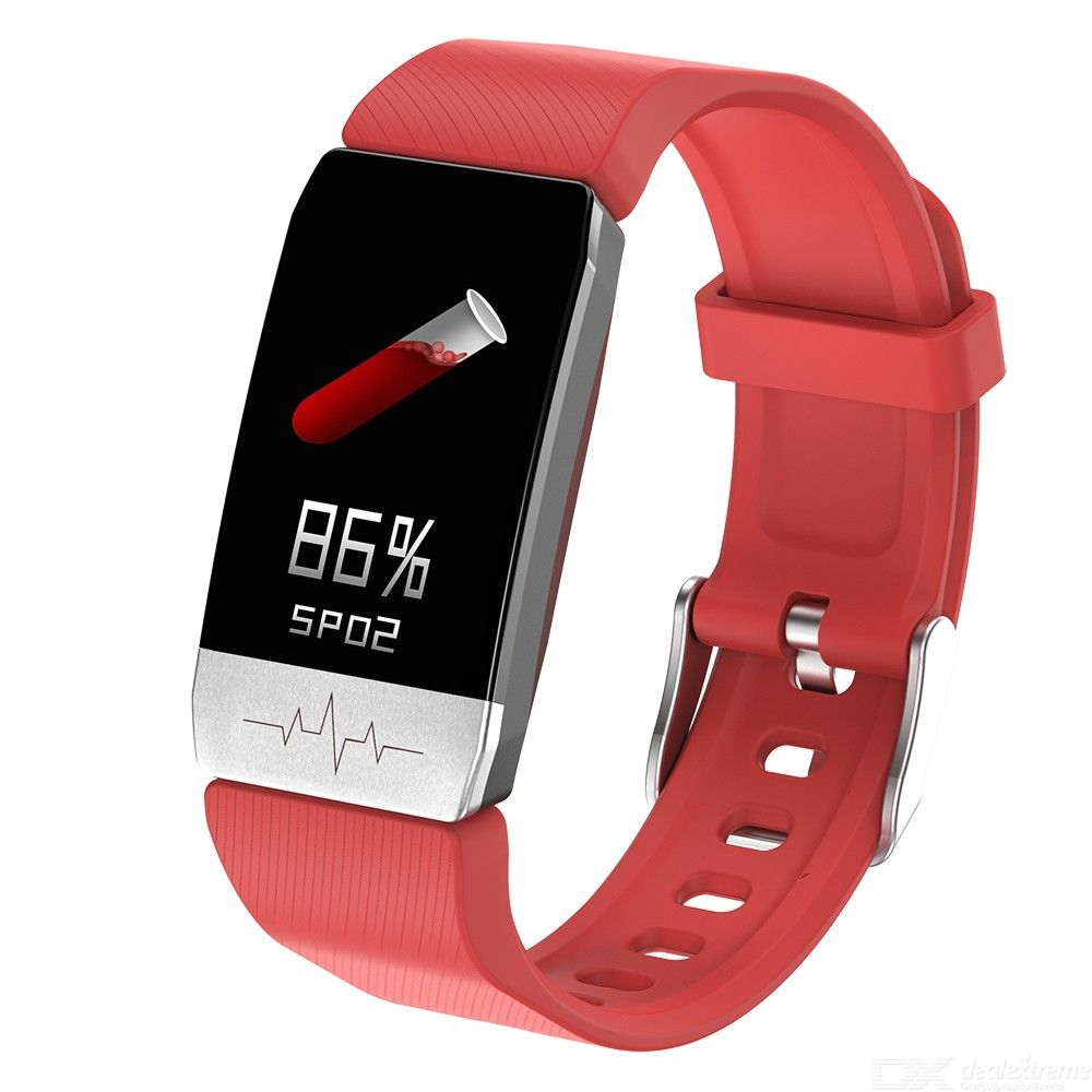 DMDG Smart Watch Fitness Tracker Watch with Thermometer Heart Rate Blood Pressure Monitor Sports Modes