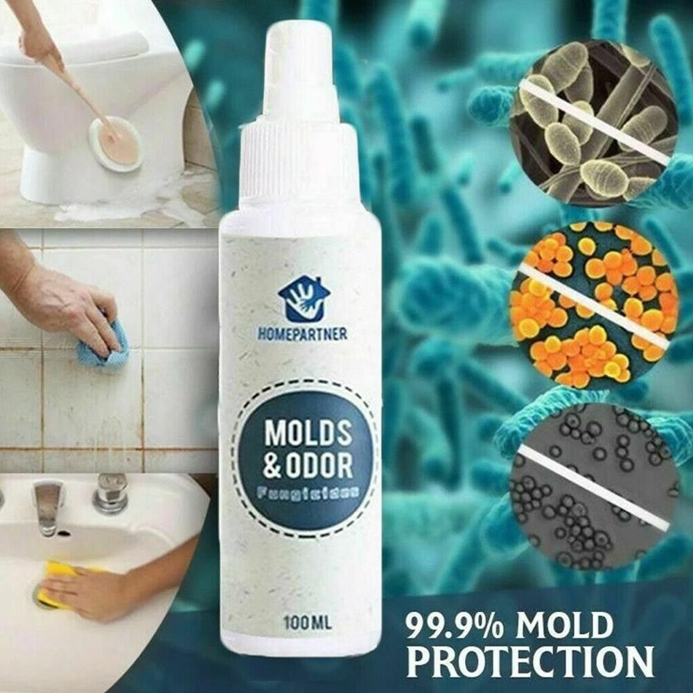 Out Stains Remover Spray Household And Kitchen Multi-Purpose Cleaner 100ml All-Purpose Cleaner Mold Mildew Clear Cleaner