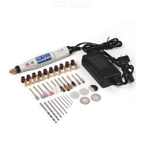 HILDA 18V Engraving Pen Mini Drill Rotary tool With 46PCS Grinding Accessories Set Multifunction Mini Engraving Pen For Dremel t
