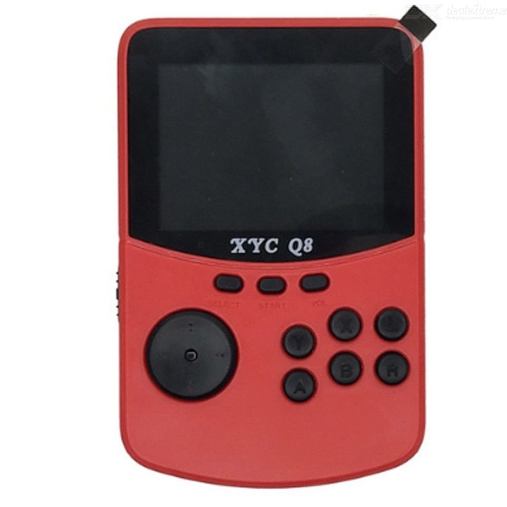 For NESMAMEMDGBASFC Open Source Arcade Handheld Retro Game Console Progress Save/Load 512M32G TF card External Game Player