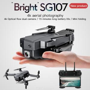 SG107 Mini Drone With 4K WIFI 1080P FPV Camera 2.4GHZ Quadcopter 1200mAh Quadrocopter Camera Toys