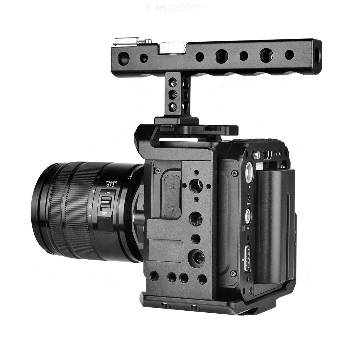 YELANGU Portable C11 Camera Cage DSLR Cage for Z-CAM with Hot Shoe