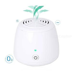 Portable Air Purifier Mini Ozone Generator Air Cleaner For Odor Eliminating And Disinfection