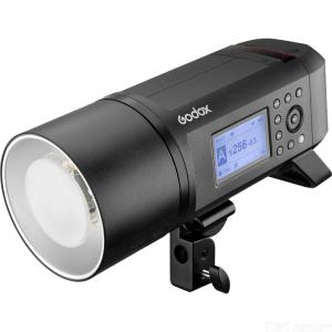 Godox AD600Pro 600Ws TTL GN87 1/8000s HSS Outdoor Flash Strobe Light + 28.8V/2600mAh Rechargeable Lithium Battery + Xpro-N Flash