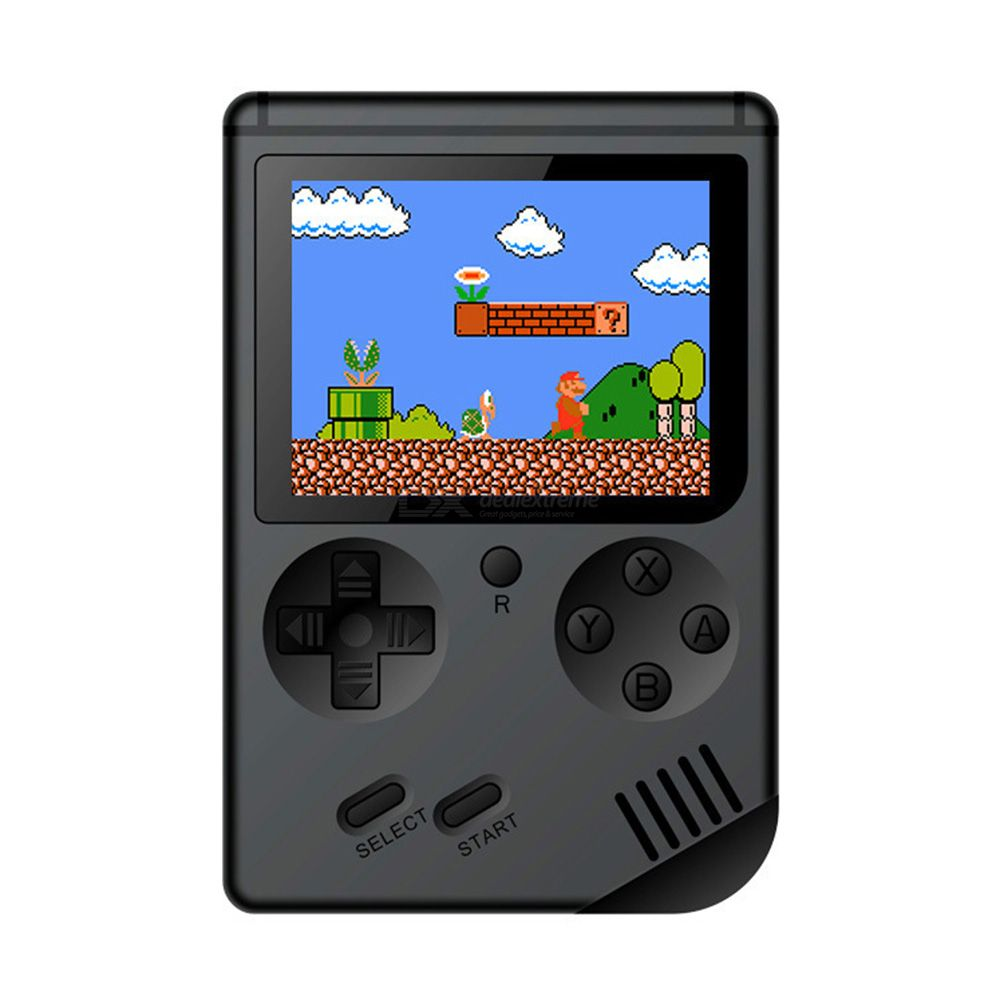 Handheld Game Console Retro Video Game Console With 3.0 Inch Screen 168 Games Supporting 2 Players