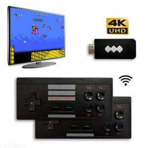 Mini Retro Game Console 4K HDMI HD Output With 548 Classic Video Games Supporting 2 Players