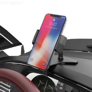 Car Phone Mount 360 Rotation Dashboard Car Phone Holder For IPhone SE 11 Pro Max X 8 Samsung Galaxy S20 S10 S9 And More