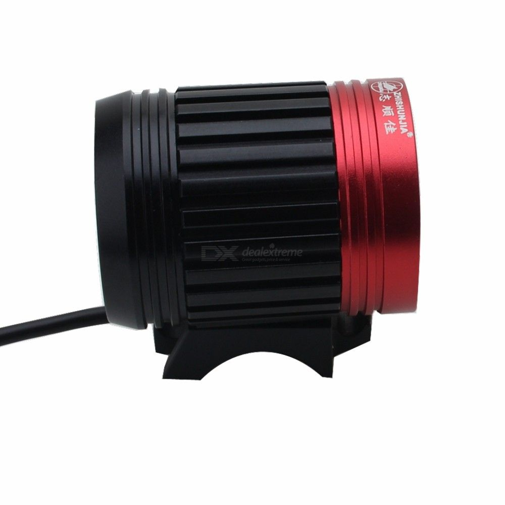 Waterproof T6 Bicycle Light 4 Modes LED Bike Front Lamp