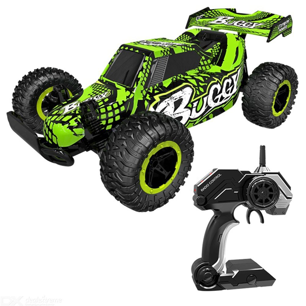 LR-R001 RC Cars 2.4Ghz Wireless Crawler Off Roads 1:16 Scale High Speed Bigfoot Remote Control Truck For Kids Boys Children