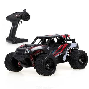 1/18 2.4Ghz 4WD 36KM/H High Speed RC Car Off-Road Vehicle Toys for Kids Boys