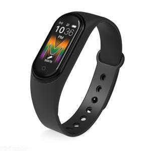 M5 Smart Bracelet Activity Tracker Watch With Heart Rate Blood Pressure Monitor
