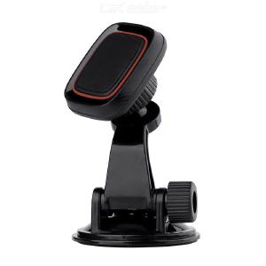 Suction Cup Car Phone Mount Rotatable Cellphone Clamp For Dashboard Windsheild
