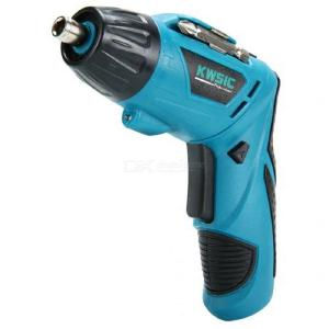 4.8V Rechargeable Household Electric Screwdriver Sets Multifunctional Hand Drill Tools With EU Plug Charger For Maintenance
