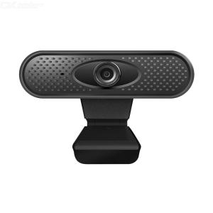 1080P HD Webcam USB 2.0 Computer Camera With Microphones For Online Conference Class