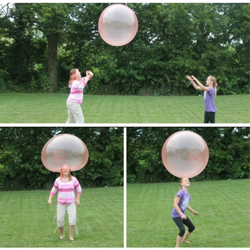 Transparent | Inflatable | Balloon | Bubble | Beach | Water | Ball | Air | Toy | Kid
