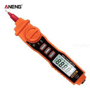 a3002 Pen Type Multimeter 4000 Counts Digital Multimeter with Non-contact AC / DC Voltage Resistance Diode Continuity Tester