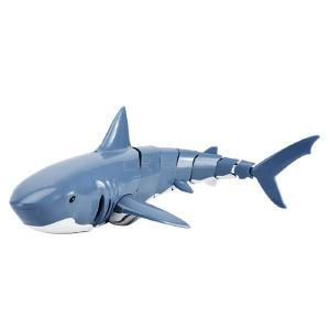 RC Shark 2.4G 4 Channel Remote Control Toy For Kids Children