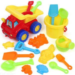 Childrens Beach Toys Set Digging Sand Tool Water Fun Toys