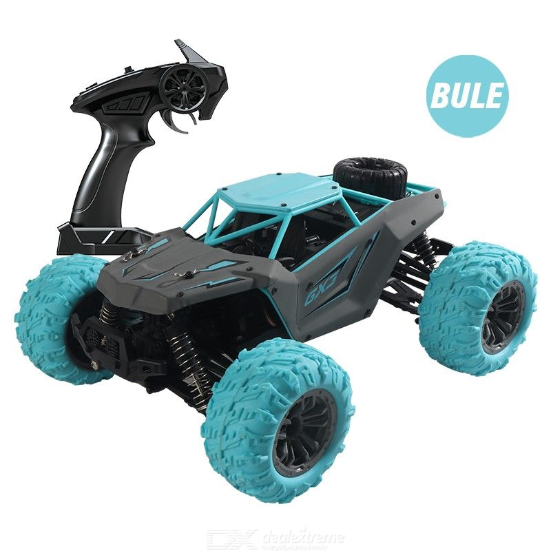 RC Cars 1:14 Scale High Speed Remote Control Big Foot Off Road Trucks
