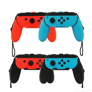 2PCS Grip Handle Kit for Nintendo Switch Joy-Con