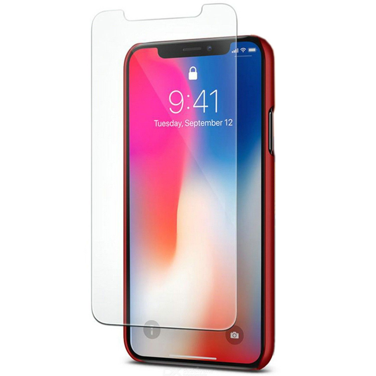 10pcs/set 2.5D Arc Edge 9H Tempered Glass Screen Protector for iPhone XS MAX / iPhone 11 Pro Max 6.5 inch