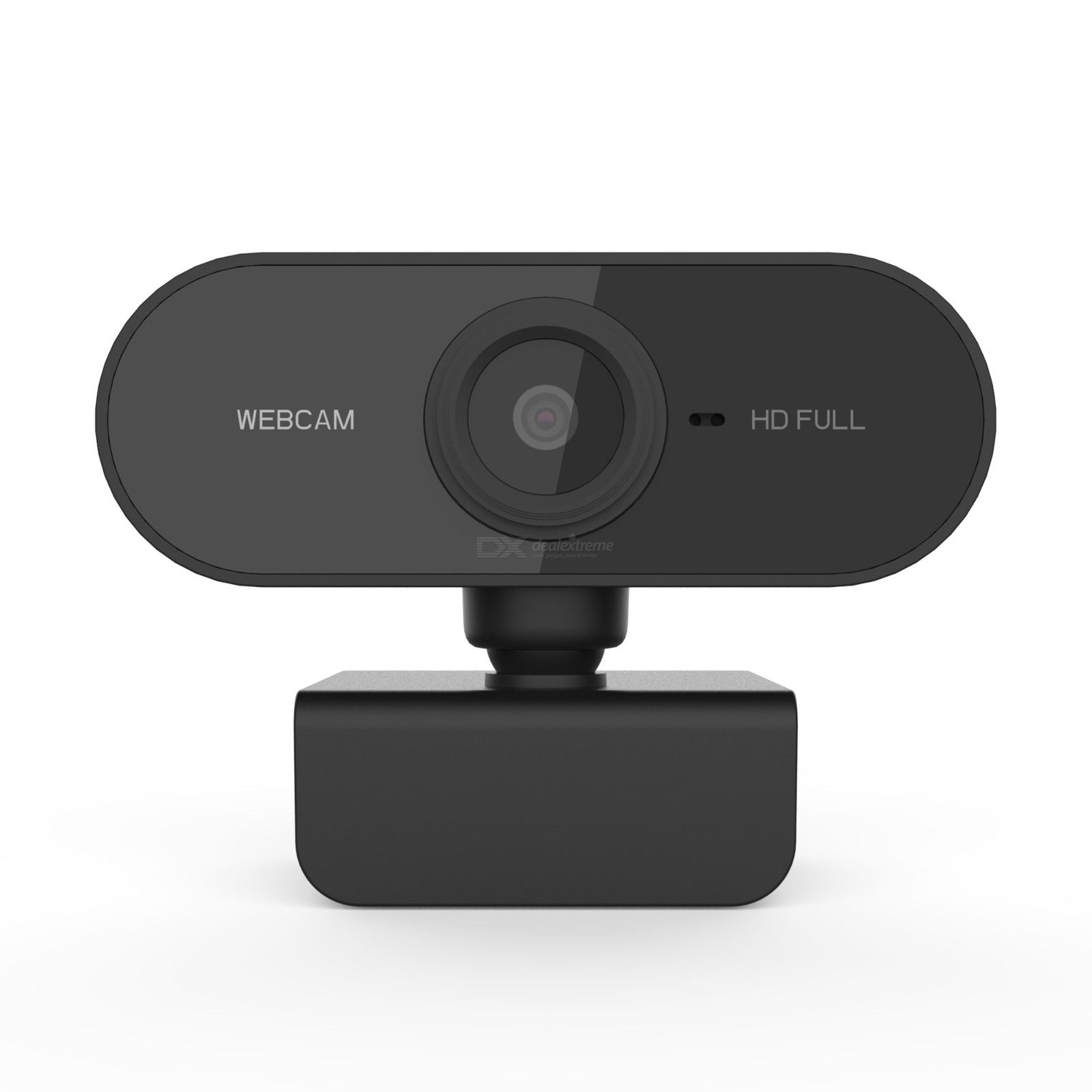 Web Camera HD 1080P USB Video Cam with Mic 360° Rotatable Drive-free Webcam for Video Calling Meeting Online Teaching