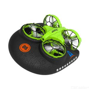 H94 Mini Drone RC Boat For Pool Sea-Land-Air 3-in-1 Remote Control Quadcopter