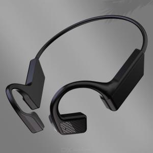 K08 Bone Conduction Headphones Bluetooth 5.0 Wireless Not In-Ear Headset Waterproof Sport Earphones Lightweight Ear Hook