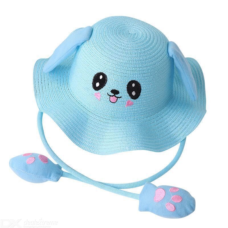 Children Sun Hat Creative Light Up Move Up Hat For Boys Girls Kids Toddlers