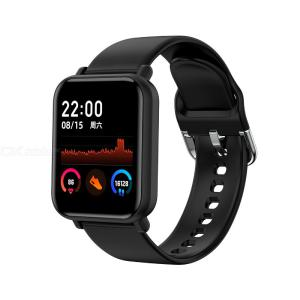 R7 Ultra Thin Dial Case Wristband Heart Rate Blood Monitor Fitness Tracker IP68 Smart Watch