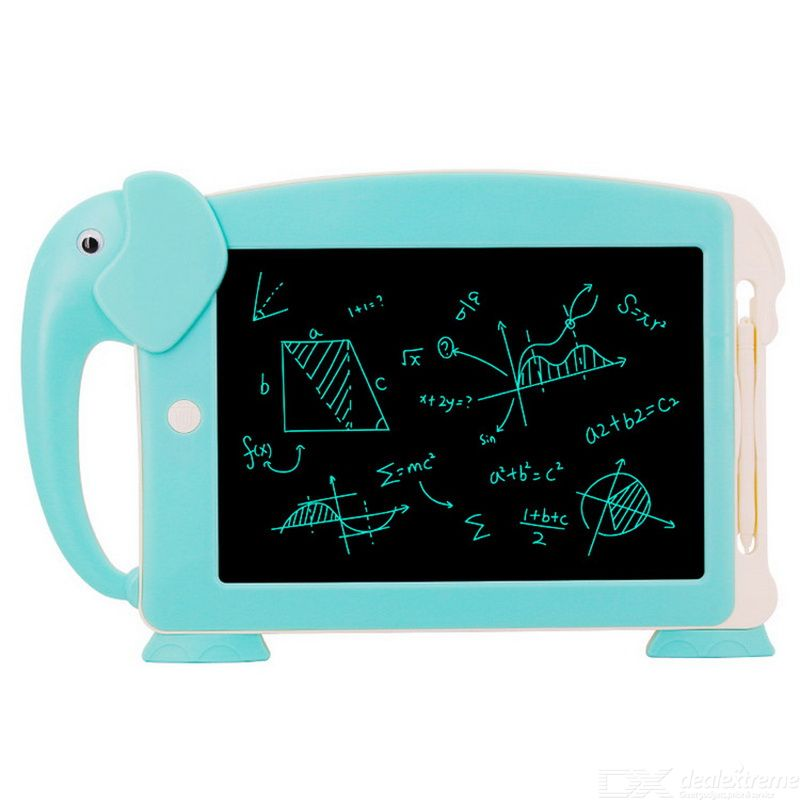 Dealextreme / LCD Writing Tablet 10.5 Inch Color Electronic Drawing Board Educational Doodle Pads With Stylus For Kids Children School Home