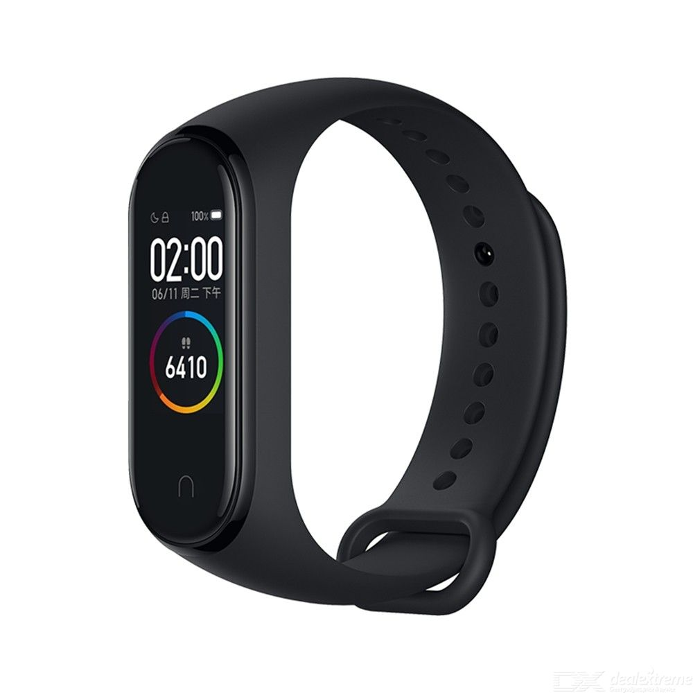 Xiaomi Mi Band 4 Fitness Tracker Newest 0.95 Inch Color AMOLED Screen Smart Bracelet Heart Rate Monitor Sports Watch