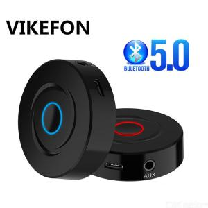 Bluetooth 5.0 Receiver Transmitter 2 In 1 RCA 3.5mm AUX Jack Stereo Music Audio Wireless Adapter For Car TV PC Speaker Headphone