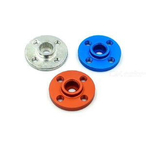 Small Metal Disc 25T Standard Rudder Servo Accessories