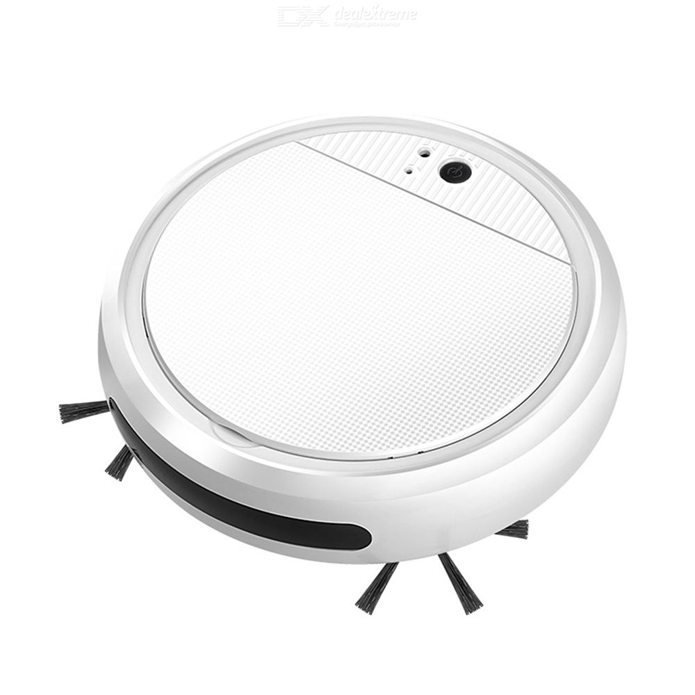 Robot Vacuum Cleaner Mop Strong Suction Auto Sweeper Ultra-thin UV Disinfection Vacuum Cleaner