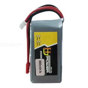 7.4V 3500MAH Remote Control Battery 2S Lipo Battery for Jumper T18 T16 T12 Open Source Multi-protocol Radio Transmitter Battery