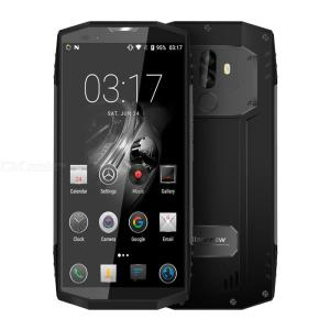 Blackview BV9000 Pro Silver 5.7-inch 6GB 128GB 6757CD 2.6ghz 10 core Smart Phone EU Charger