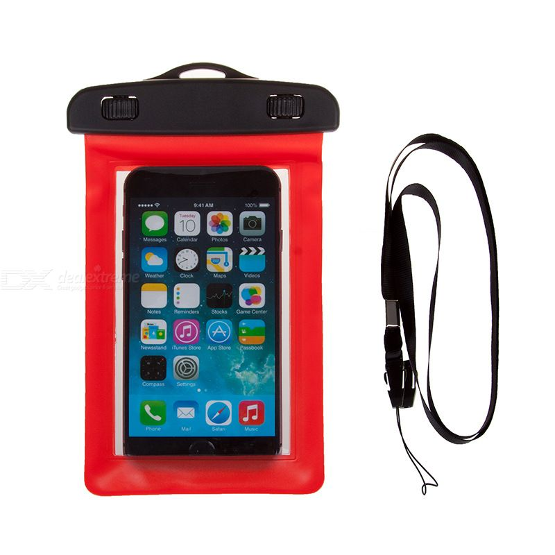 Universal Waterproof Pouch Underwater Phone Case For IPHONE6 6P 7 7P 8 8P Samsung I9220