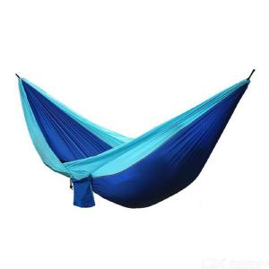 Portable Outdoor Hammock 200kg Load Weight 260  150/130 CM With Bag For Camping Hiking