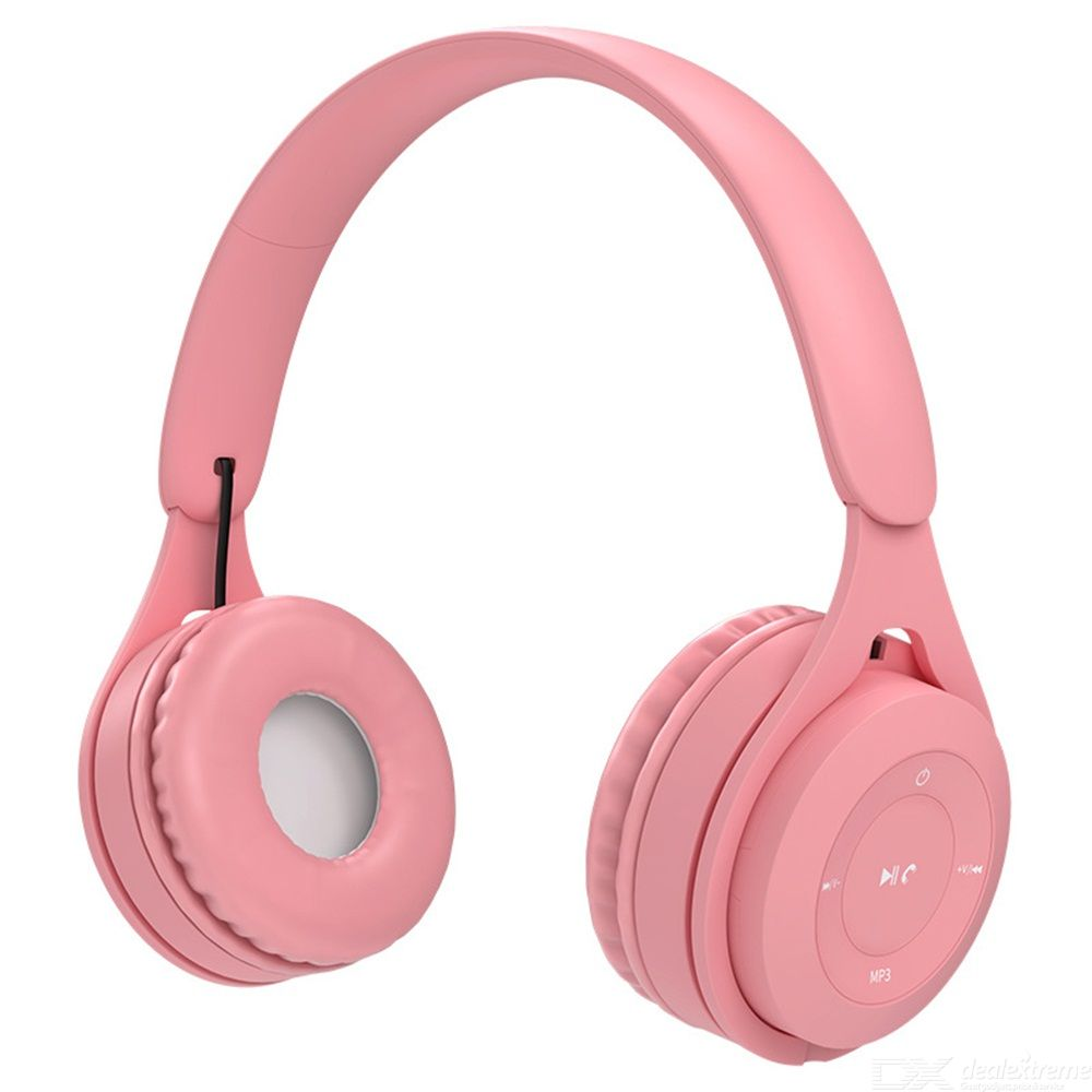 Bluetooth Wireless Headphones Bluetooth 5.0 Over-Ear Headphones With HiFi And Latency-Free Sound