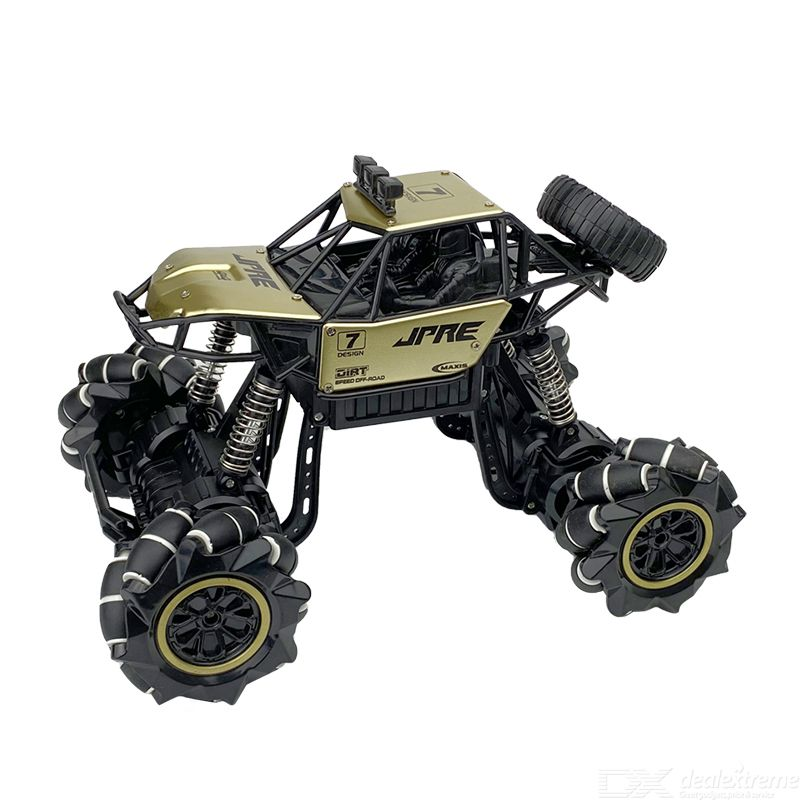 2.4Ghz RC Cars Remote Control Racing Cars High Speed Big Foot Cars For Boys Children