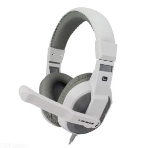 Over-Ear Headphones USB Wired Gaming Earphones With Heavy Bass