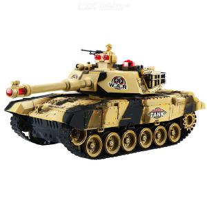 RC Fighting Tanks Remote Control Battling Tank Toys For Boys