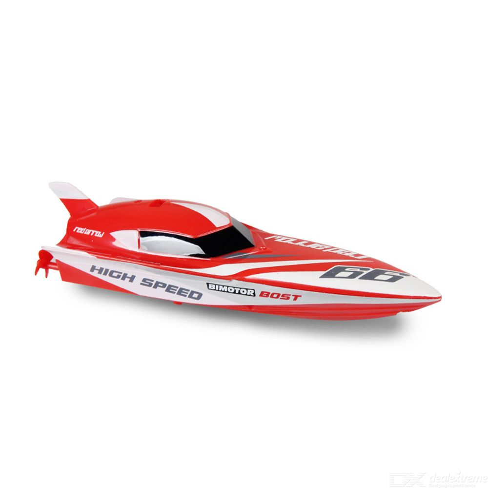 RC Boat 2.4Ghz Remote Control Floating Cruiser For Boys Children