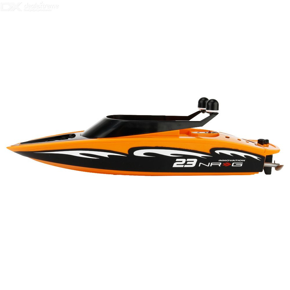 RC Boat Remote Control High Speed Floating Cruiser For Boys Children