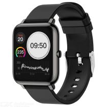 P22 Smart Watch 1.3 Inch Fitness Tracker With Step Counter Heart Rate Monitor Activity Tracker With Sports Mode Sleep Monitor