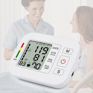 ZK-B876 Arm BP Meter Blood Pressure Monitor with 99 Memory Records Voice Broadcasting