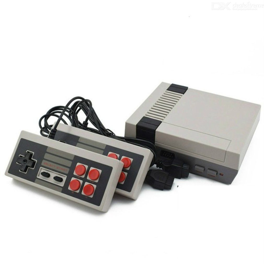 Mini TV Handheld Video Game Console Retro AV 8Bit Retro Gaming Player Built-in 620 Game Output Video Game Console Toys