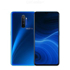 Global Version realme X2 Pro 8GB RAM 128GB ROM Mobile Phone Snapdragon 855 Plus 64MP Quad Camera NFC  50W Fast charger EU Plug